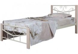 Кровать Миллениум Вуд (бежевая)