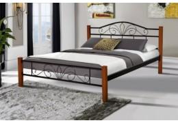 Кровать Релакс Вуд (черная)