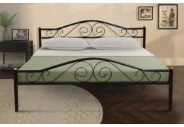 Кровать Респект (черная)