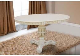 Стол обеденный Версаль (слон.кость)
