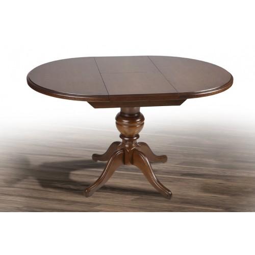 Стол обеденный Гермес (темный орех)