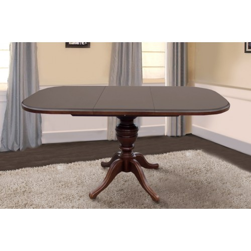 Стол обеденный Триумф (тёмный орех)