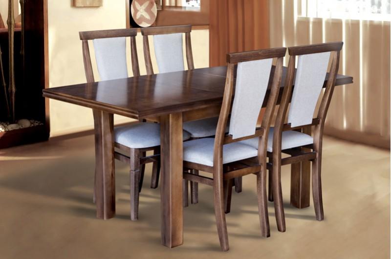 Стол обеденный Петрос (орех)