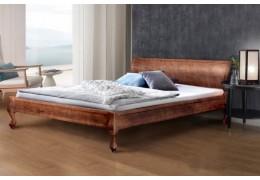 Кровать Николь (темный орех)
