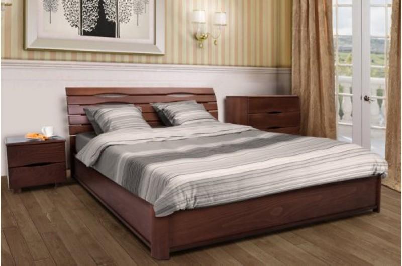 Кровать Мария (бук) - 1,6 (на подъёмной раме)