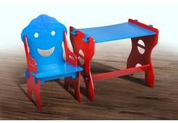 Детский набор Маус (красно-синий)