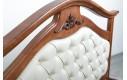 Кровать Маргаритта (орех)