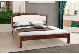 Кровать Джульетта (магкое изголовье)