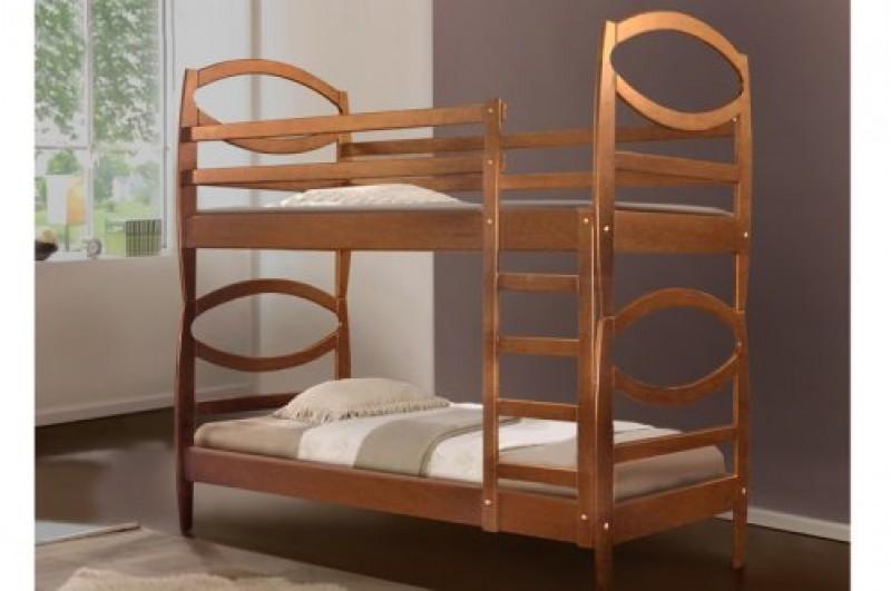 Кровать 2-х ярусная Виктория (яблоня)